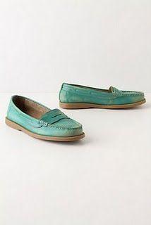 loves-aqua penny loafers