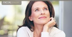 If you are self-conscious about some of those signs of #aging, such as deep wrinkles and lines, sagging skin, or loss of volume in the cheeks, you may be a good candidate for facial surgery. Here are three #FacialSurgery procedures that can help you look younger!
