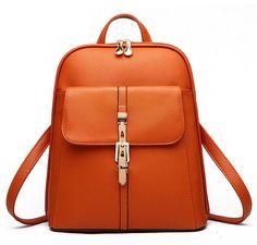 High-Quality Ladies Designer Backpack - 9 Colors #backpack #handbag #purse #pursepolitan #FREESHIPPING #Sale