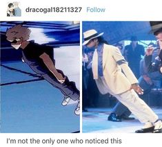 youve been hit by a smooth criminal