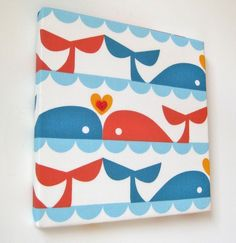 If I had another baby and it was a boy this would be in his room <3