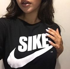 shirt with words black top