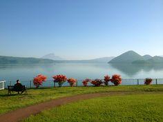 Lake Toya, May 2014