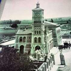 Toledo Julio garcía  Estacion de trenes de toledo