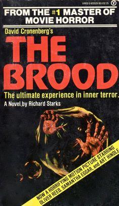 The Brood by Richard Starks (Novelization)