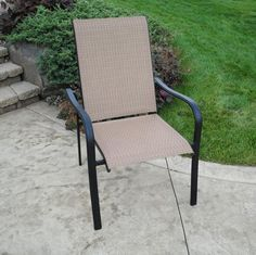 Backyard Creations Ashland Chair at Menards 60 House Ideas