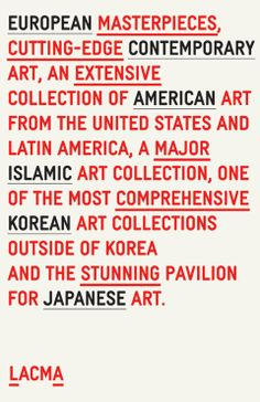 lacma typeface - Google Search