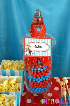 Dr Seuss Baby Shower Theme