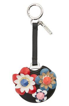 Fendi Flower Mirror Bag Charm