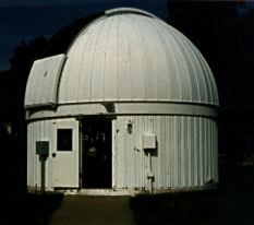 Here at UM-St. Louis, we have an active public outreach program at our observatory and the planetarium.  From February through November each year, we host open houses. During these popular events, the public is invited to visit the observatory where a student or volunteer will point the telescope at various objects of interest, point out constellations, and answer general astronomy questions. For our current schedule, please see the link below.