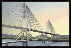 Nuevo puente Pumarejo será ícono de ingeniería en Colombia.