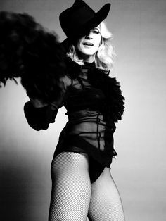Madonna by Tom Munro 2008.