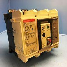 Siemens SBH2012 SBH 1200 Amp Circuit Breaker w/ 1200A Plug & Aux & UVR SBH2012F (EM1864-2)