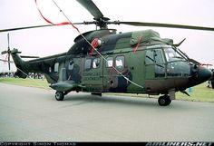 Eurocopter AS-532U2 Cougar Mk2  Netherlands - Air Force