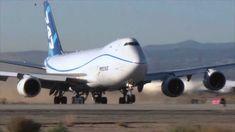 New Boeing 747-8 undergoes extreme testing | Uploaded on May 12, 2011