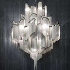 維多利亞瀑布吊燈-變奏版_產品介紹 | 18PARK-流行燈飾 傢俱 家飾設計師品牌專賣