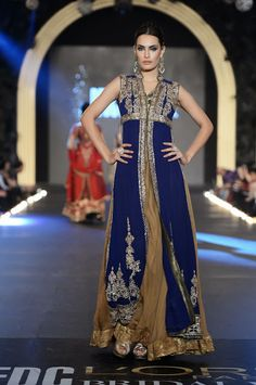 Pakistan Fashion Design Council L'Oreal Bridal Week PLBW 2103 - Asifa Nabeel