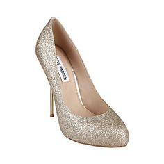 Lost one of my black glitter show shoes...I feel like Cinderella