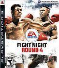 Fight Night Round 4 (Sony PlayStation 3 2009)