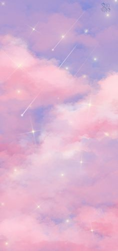 Pink And Purple Wallpaper, Pink Clouds Wallpaper, Paris Wallpaper, Purple Wallpaper Iphone, Pink Iphone, Galaxy Wallpaper, Walpaper Iphone, Aesthetic Pastel Wallpaper, Aesthetic Backgrounds