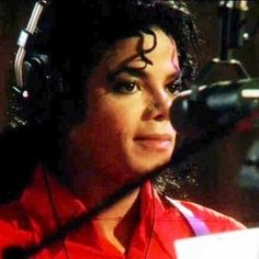 Michael In The Studio:)