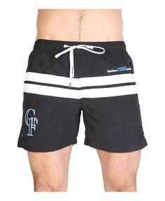 Ferré beachwear - costume uomo - 100% nylon - lavare a 30° - Costume uomo Nero
