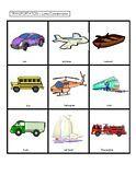 transportation theme unit