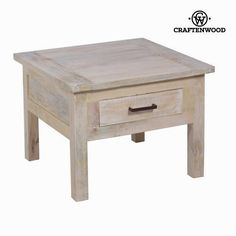 Side table hampton by Craften Wood