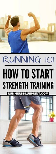 The Beginner's Guide To Strength Training for Runners — Runners Blueprint Strength Training Program, Strength Workout, Training Plan, Training Programs, Weight Training, Triathlon Training Program, Marathon Training, Strength Training For Runners, Half Ironman