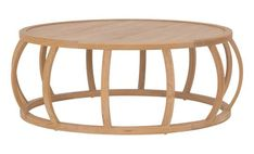 Simplistic design using solid European oak, the Crabo range is effortlessly elegant. Log Coffee Table, Coffee Table Design, Reclaimed Timber, Oak Table, French Oak, Tropical Decor, Centre Pieces, Rattan, Wicker
