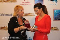 Ali Landry, Backstage Movieguide Awards Gifting Suite