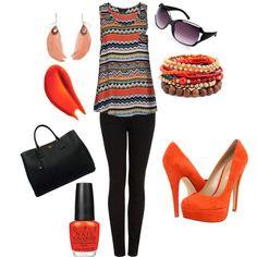 orange you perfect, created by shyn-458