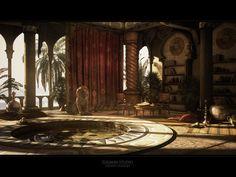 Oriental palace ❤•♥.•:*´¨`*:•♥•❤
