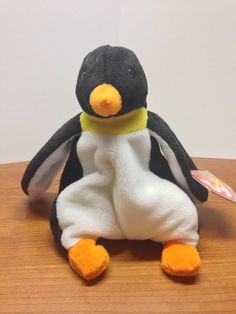 b50582eac94 Ty Beanie Baby- Waddle- Retired  1995
