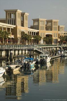 Kuwait, Kuwait City, Sharq Souk Shopping Mall & Marina