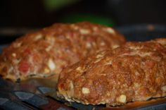 Turkey and Chorizo Meatloaf