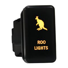 Push switch 814O 12volt Toyota OEM Replacement ROO LIGHTS LED AMBER