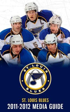 St. Louis Blues Official 2011-12 Media Guide [2nd Part] (NHL 2011-12 Media Guides)