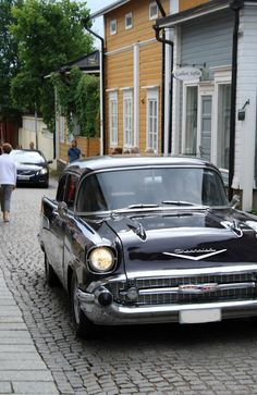 Porvoo Helsinki, See Photo, Old Town, Summertime, Classic Cars, Buildings, Eyes, Lifestyle, Country