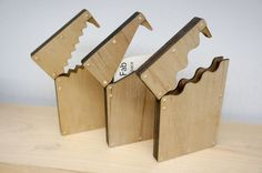 【Fab Expert Kit】自分で組み立てる木製名刺ケース - 湘南T-SITE
