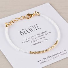 Hey, I found this really awesome Etsy listing at https://www.etsy.com/listing/269275084/believe-friendship-bracelet-hope