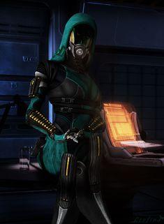 I've waited for you by leofina fan art digital art 3 dimensional art . Mass Effect Video Game, Mass Effect Tali, Mass Effect Games, Sakimichan Art, Mass Effect Characters, Sci Fi Rpg, Mass Effect Universe, Star Force, Bioshock