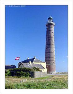 #Lighthouse at Skagen, #Denmark http://dennisharper.lnf.com/
