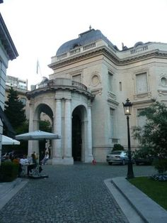 Museo de Arte Decorativo. one of the house from Anchorena donated to a Museum in the city Buenos Aires