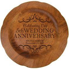Personalised Mr and Mrs Crystal Clock Wedding Anniversary Gift Keepsake 15th
