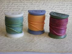 SOAP  SPOOL Of THREAD SOaP   Hand Made  by SCENTSOFHUMORCANDLES, $4.99