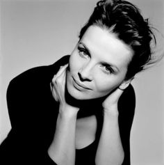 Juliet Binoche as the best wines, time got her better and better! Tres jolie!