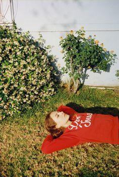 """oystermag: """"Oyster Introductions: Petra Collins Introduces Her Sister, Artist Anna Collins """""""