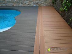 tarima tecnologica para exterior, madera de alta resistencia