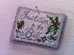 Door Number Two - An Invitation to the Ball! Christmas Is Over, Before Christmas, Complicated Love, Christmas Calendar, Mr Darcy, Jane Austen, Regency, Invitations, Inspired
